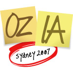 Oz-IA/2007 - Sydney, September 22nd/23rd 2007